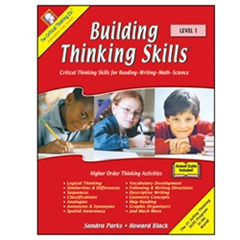 critical thinking company building thinking skills level 1