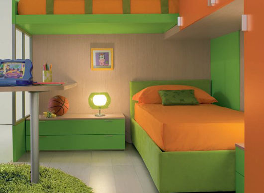 contemporary childrens bedroom design ideas