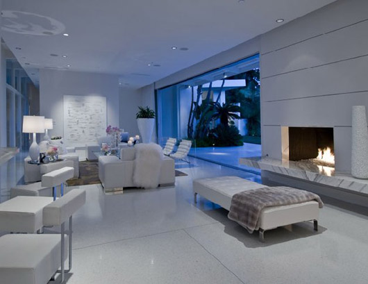 luxury house design interior living room