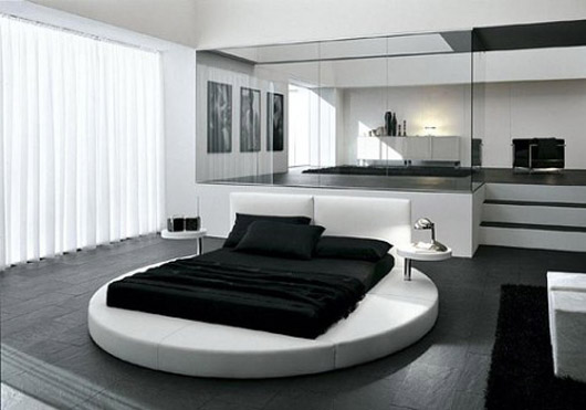 platform bedroom furniture home interior Decorating