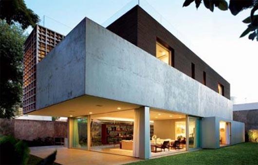 Contemporary Modern Home Design Exterior