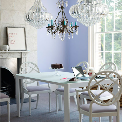 Interior Design, Glamorous Dining Room