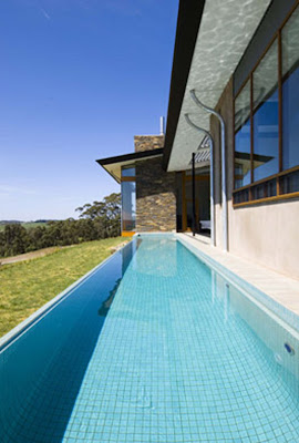 Outdoor Swimming Pool Modern Home Design