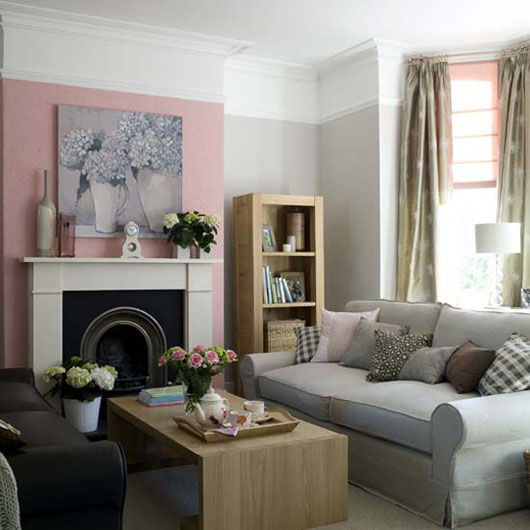 the difference to a room that looks drab to a room that oozes style