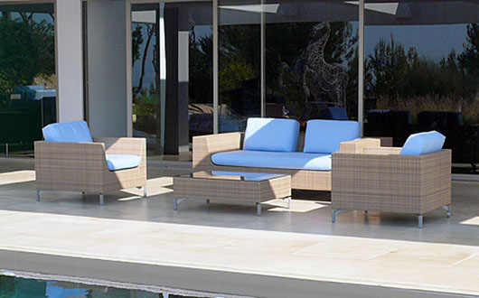 Outdoor Lounge Chair Contemporary Furniture Design Ideas