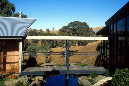curved pavilion home design architecture ideas