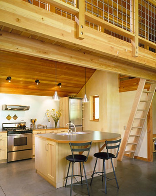 minimalist wooden cabin design vacation home decorating
