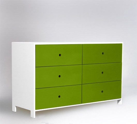 Modern And Colorful Dresser Design Interior Kids Furniture