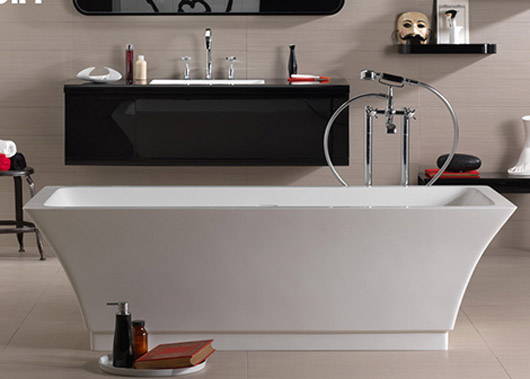 Modern Elegant Bathtubs Design Interior Decorating Bathroom