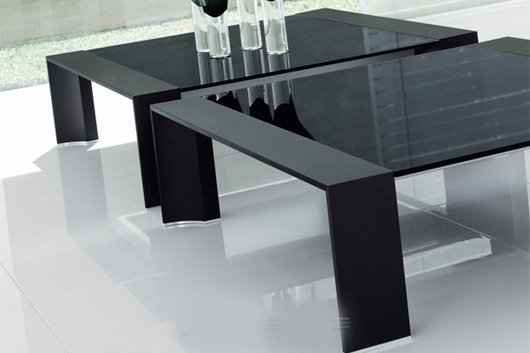 modern glass coffee table design furniture