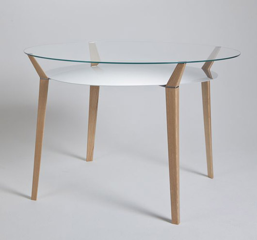 Modern Warp Table Design Glass Furniture Inspiration