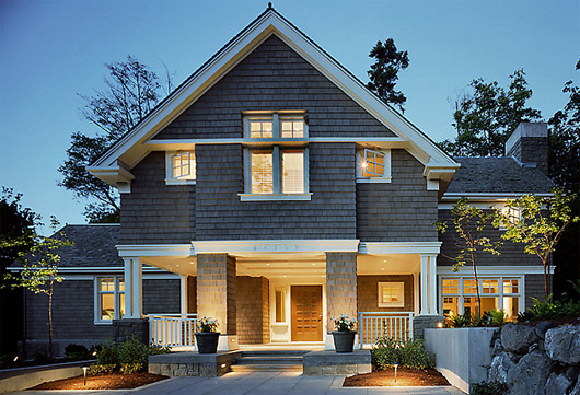 Shingle Style Summer House Design Architecture Ideas