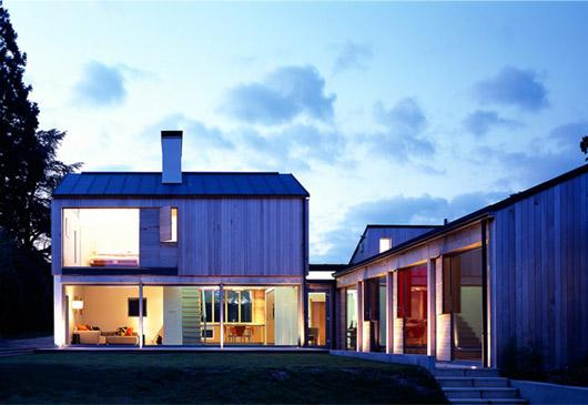 Contemporary Private Home Design Modern Decorating