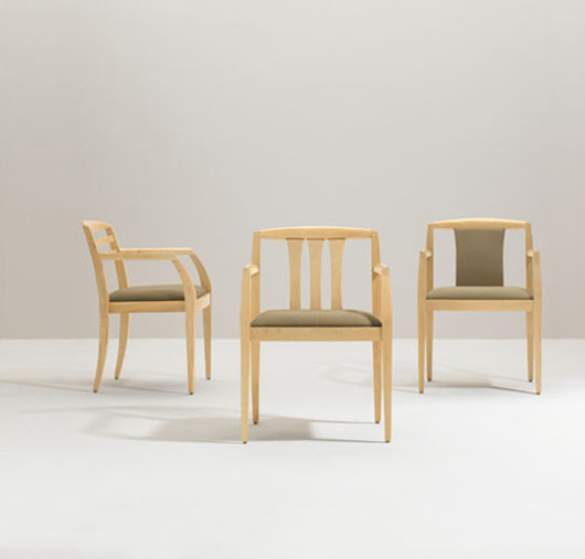 Classic Design Wooden Chair With Traditional Elements