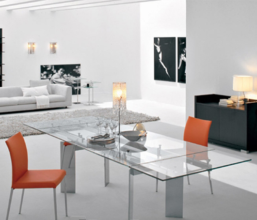 modern contemporary dining set design ideas