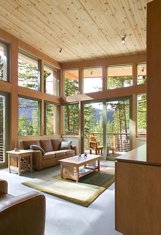 minimalist cabin design modern interior decorating