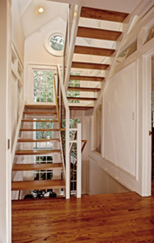 interior design stairs wooden furniture