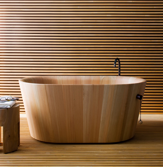 Traditional Wooden Bath Design Interior Decorating Furniture