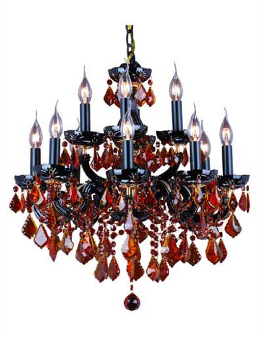 Classic European Design Modern Ceiling Crystal Chandelier