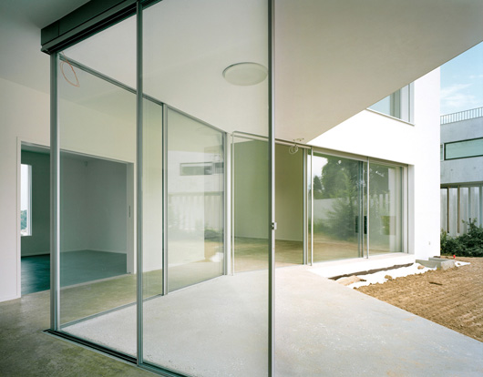 glass sliding doors design modern home