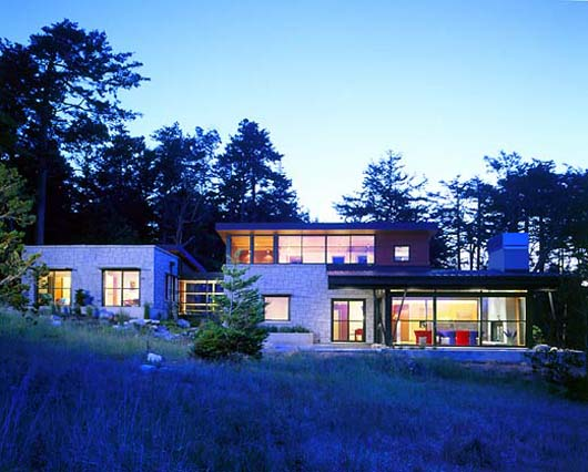 modern natural house design architecture ideas