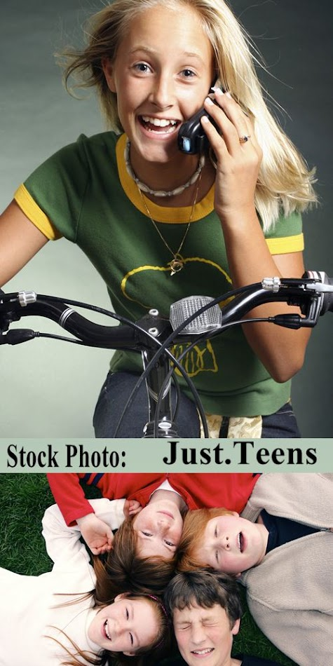 Stock Photo: Just.Teens
