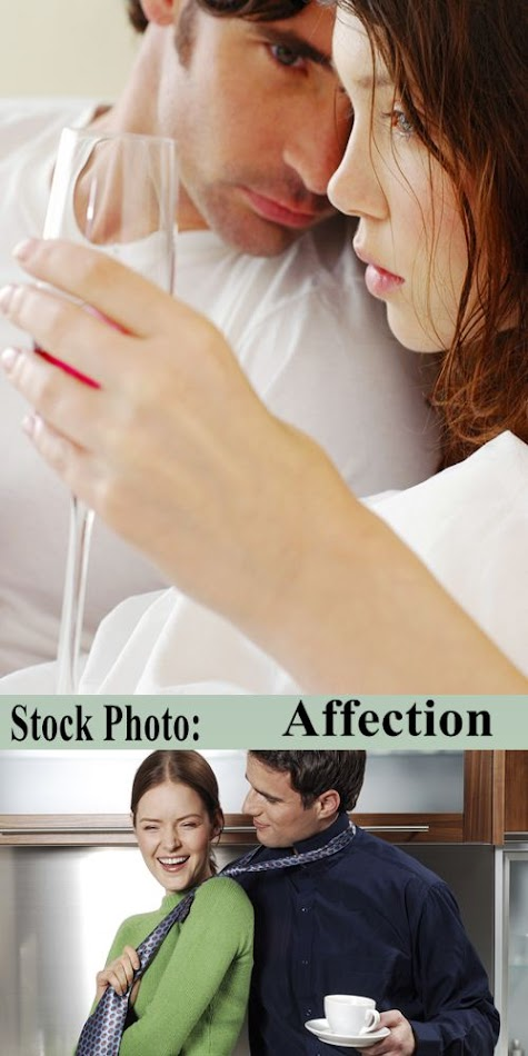 Stock Photo: Affection