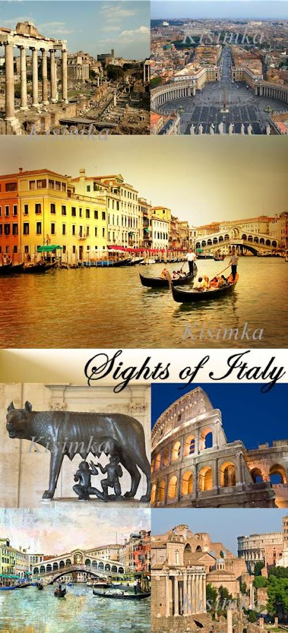 Stock Photo: Sights of Italy