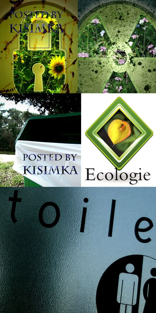 Stock Photo: Ecologie