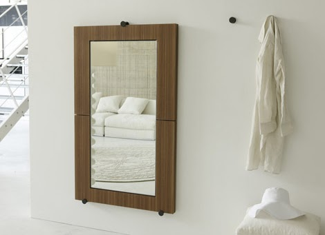 Wall Mounted Mirror For Living Room