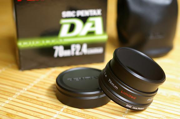 DA 70mm Limited