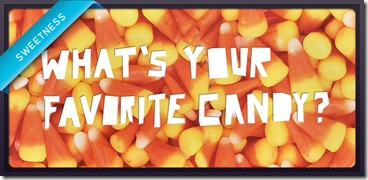 what's your favourite candy ?