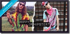 Hippy or hipster?