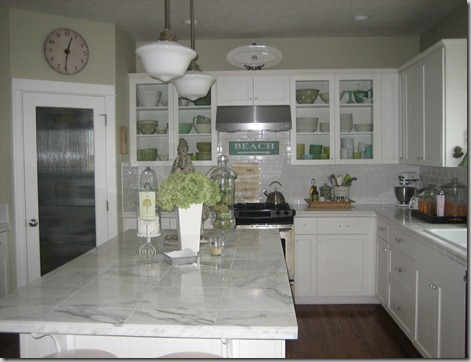 Who is ready for a kitchen makeover. Contact me if you are interested!