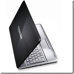 Toshiba Satellite L500 1GF windows 7 Drivers