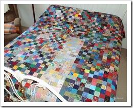 Y2K Quilt Top 2010