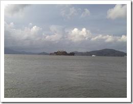 Island of Alcatraz 2011-03-25