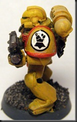Imperial Fists Test Model