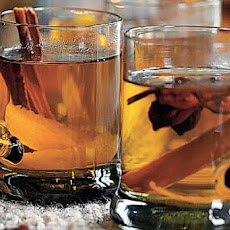 Spiced Wine with Dried Fruit