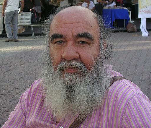 Poeta (Plaza Venezuela, Caracas, Venezuela)