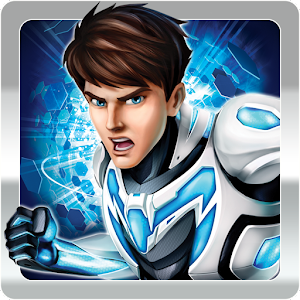 Cover art Max Steel