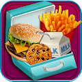 Game School Lunch Maker - Kids Food & Snacks Games APK for Windows Phone