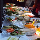 Raw Food Buffet (from Life Mastery Event)