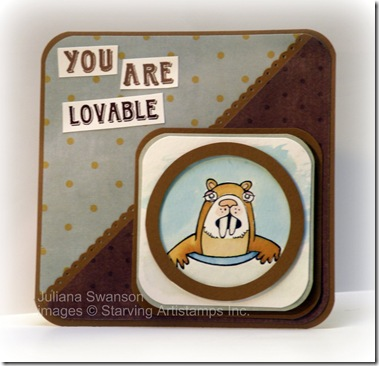 You are Lovable