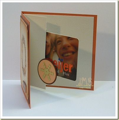 TLC196--Wreath gift card holder