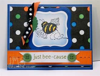 CC200-Just Bee-cause