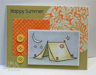 CC207-Happy Summer