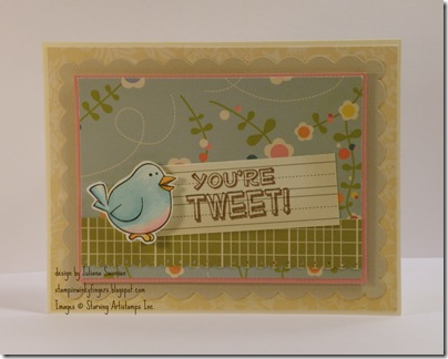 Youre tweet