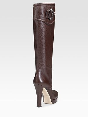 GUCCI - Techno Horsebit Boots - 1048
