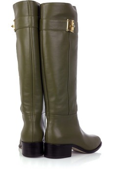 fendi - Gold Mine leather boots - 921